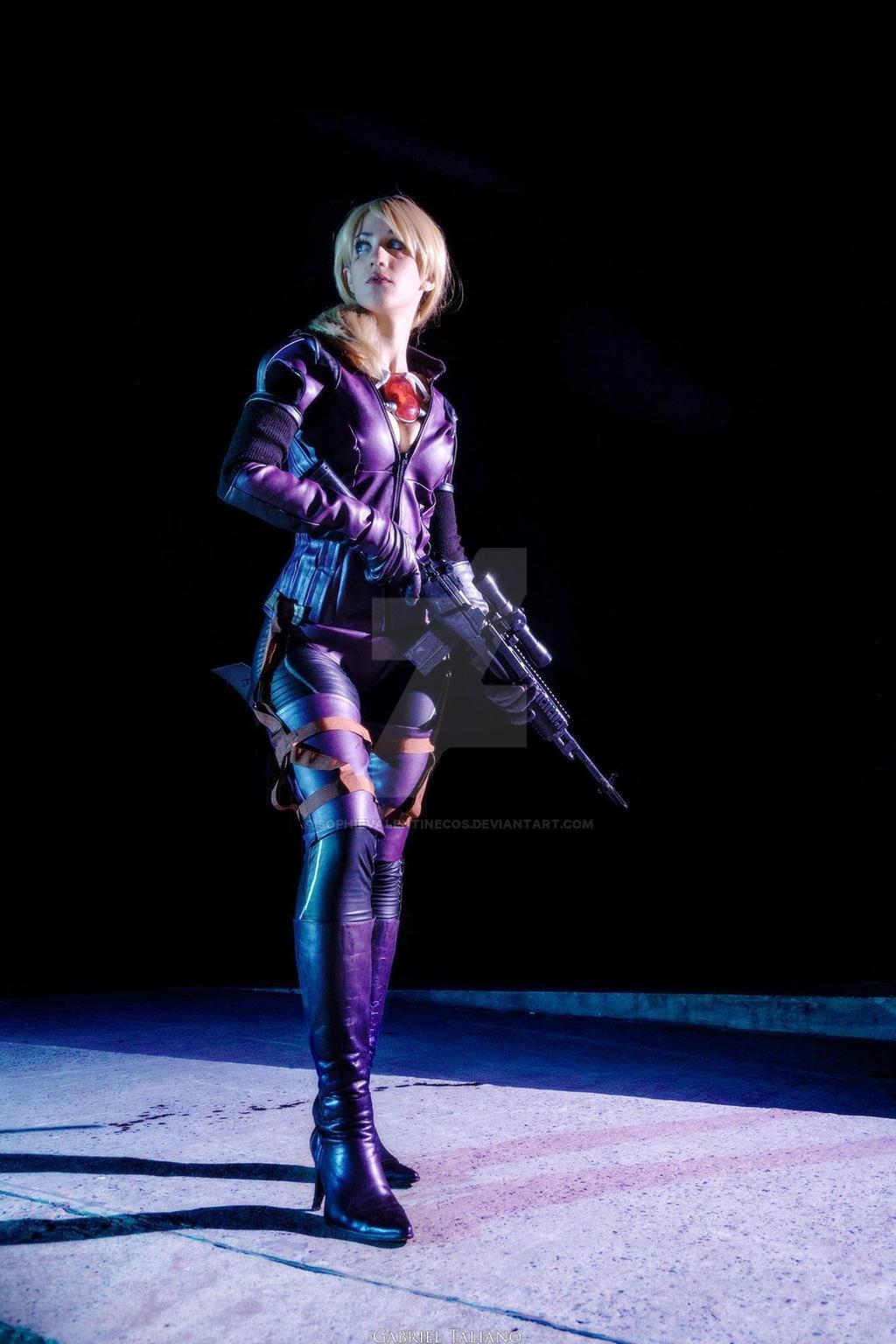 Jill Valentine Battlesuit by SophieValentineCos
