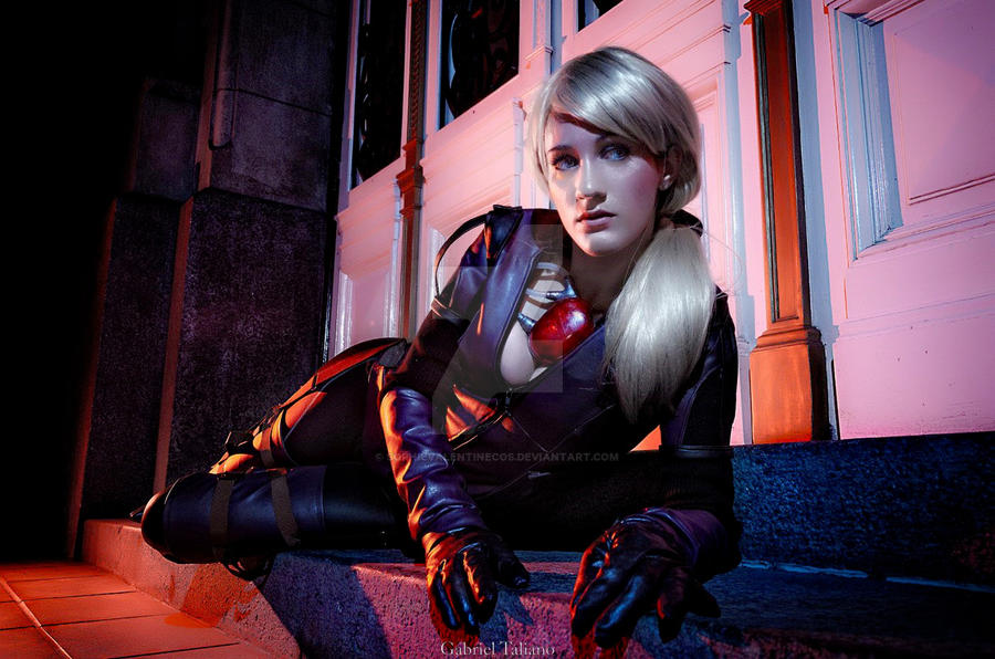 Jill Valentine Battlesuit RE 5 Game by SophieValentineCos
