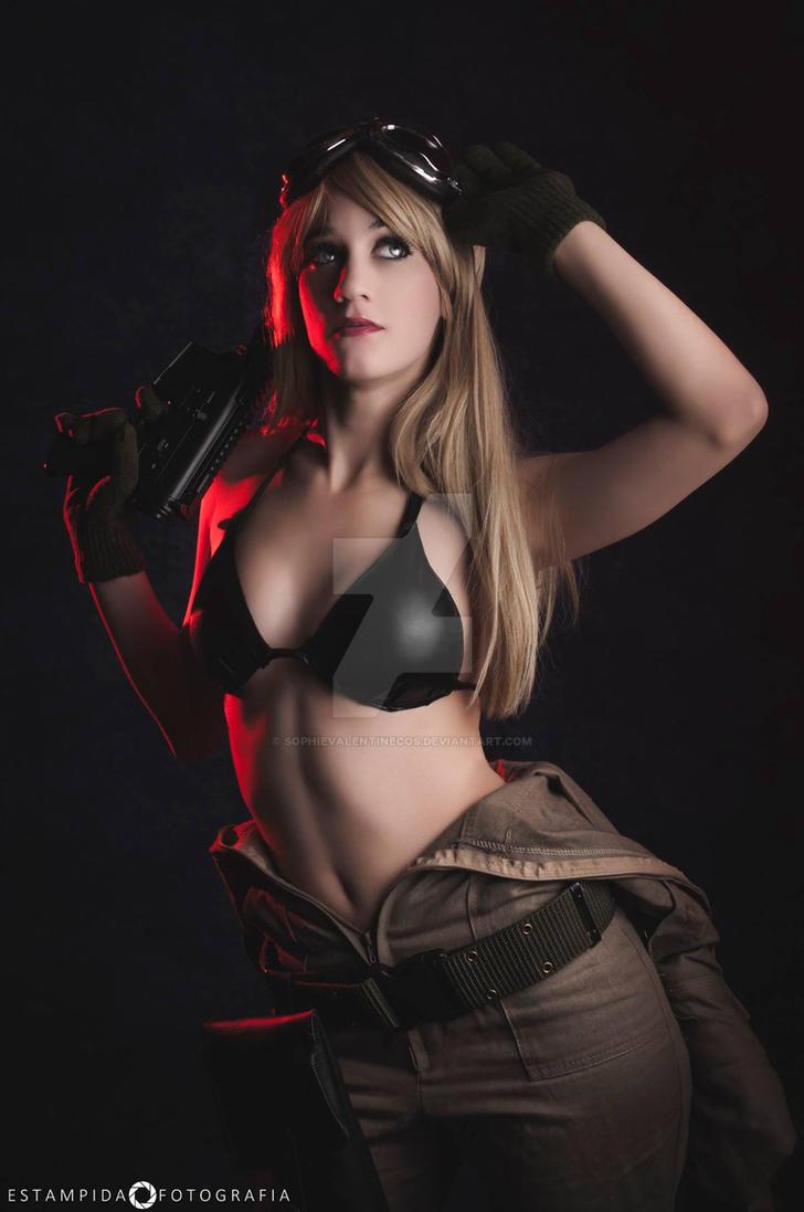 Eva ~ Metal Gear Solid 3 by SophieValentineCos