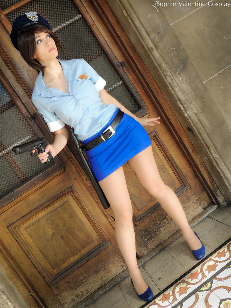 Jill Police Officer by SophieValentineCos