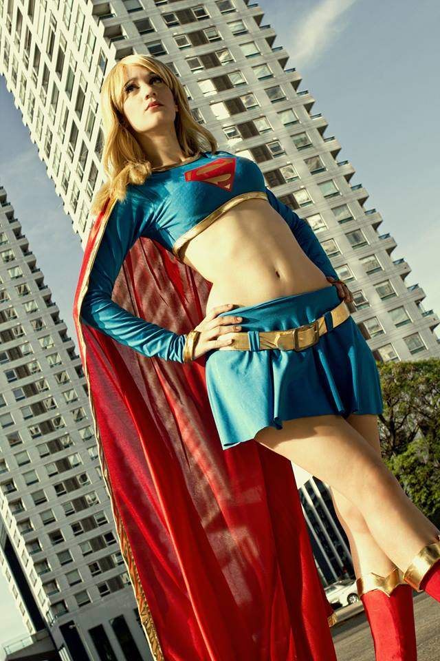Supergirl DC by SophieValentineCos