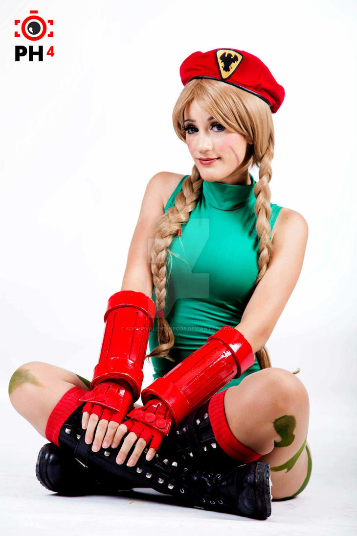 Sweet Cammy by SophieValentineCos