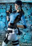 Jill Valentine BSAA Costume