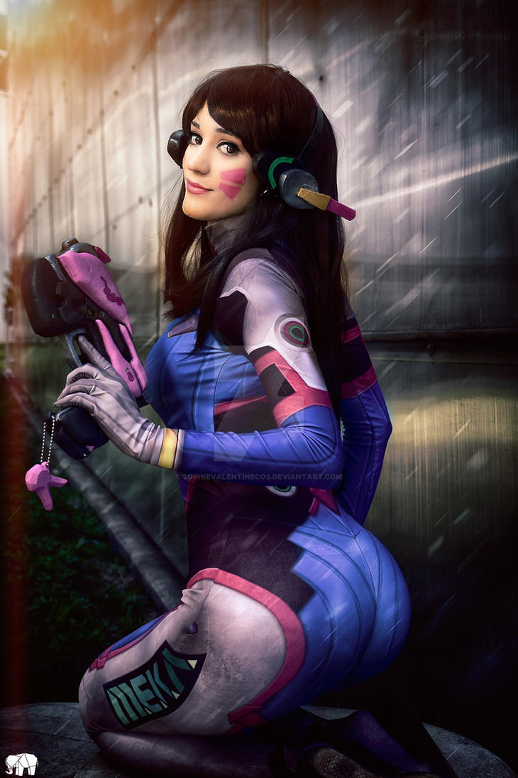 Play of the Game: D.VA by SophieValentineCos