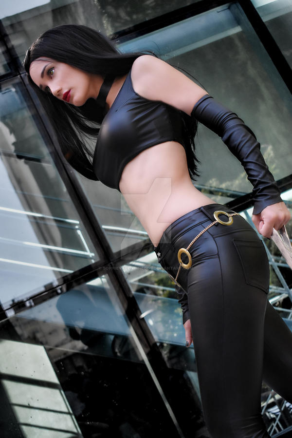 X-23 by SophieValentineCos