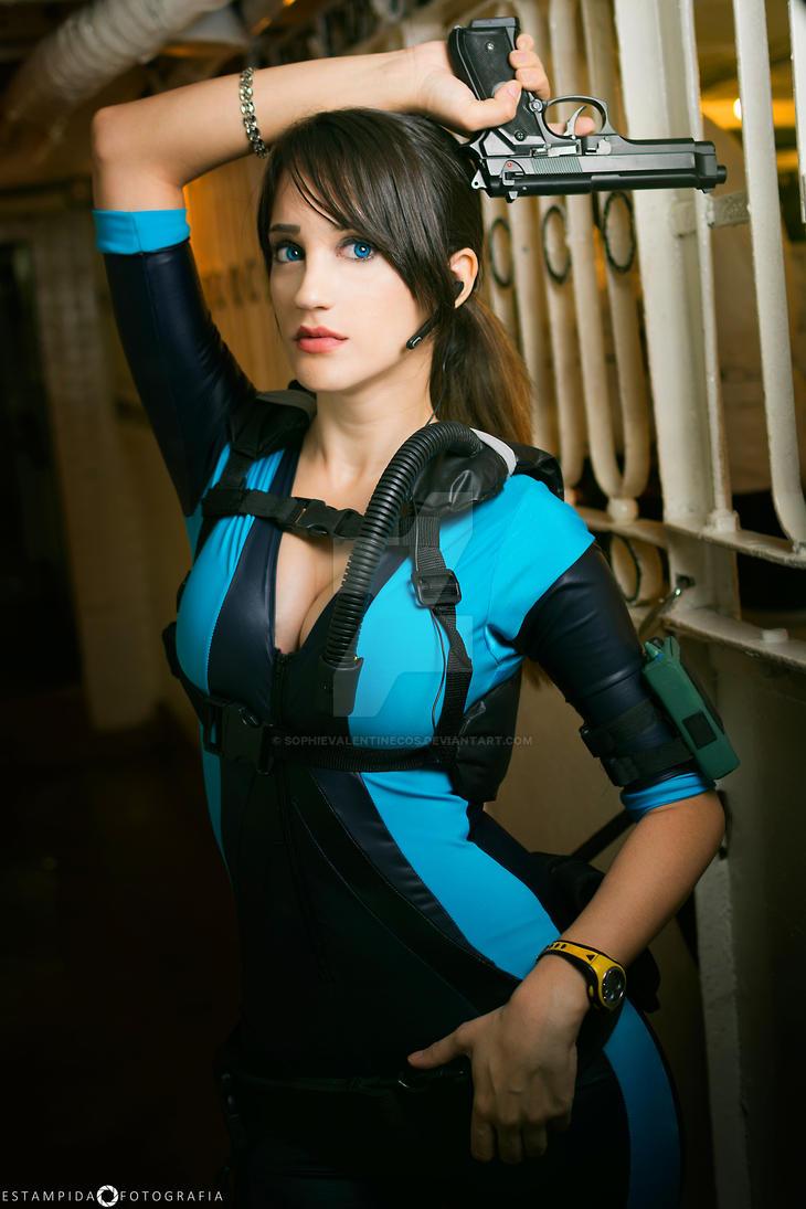 Jill Valentine Resident Evil Revelations by SophieValentineCos