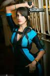 Jill Valentine Resident Evil Revelations