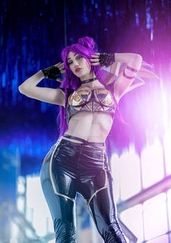 Kai'Sa from League of Legends