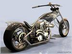 Chopper like OCC style 2b