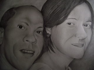 a couple by lusoriano