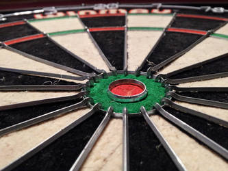 Dartboard Stock by chloexlolx