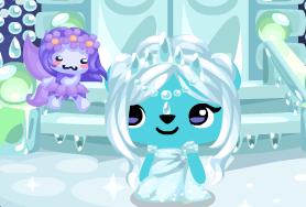 Princess Snowlight by chaoartwork39