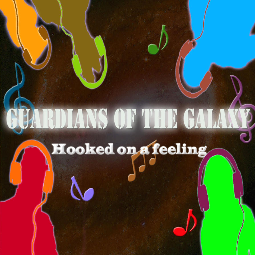 Guardians of the Galaxy album cover by chaoartwork39
