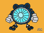 Power Core Poliwhirl