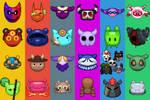 Gauntlet Icons