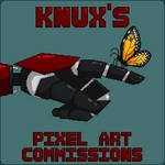 Offering Pixel Art Commissions!