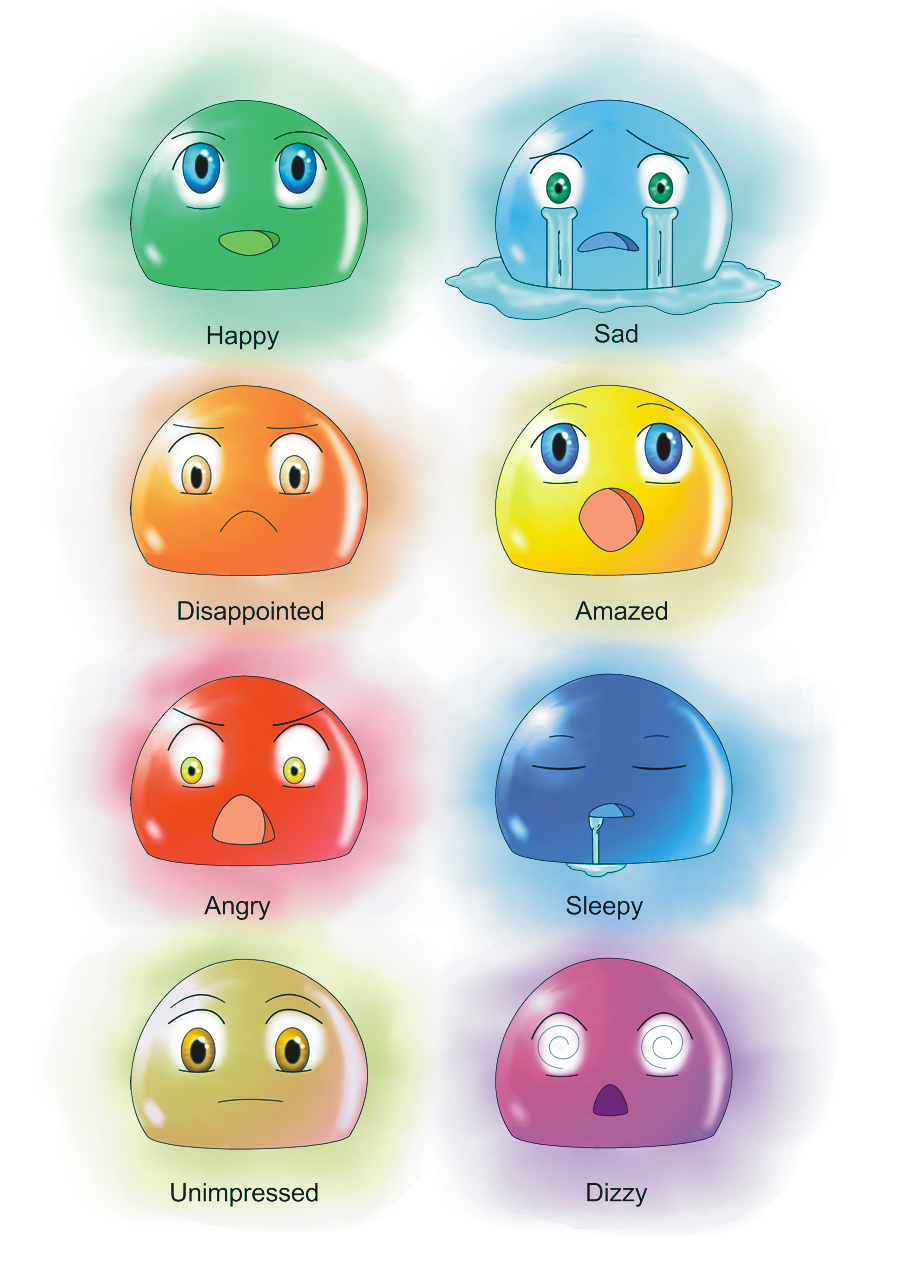 Effect Of Color On Mood orianig2126 [licensed for non-commercial use only] / color-vocabulary