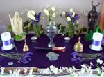 Midsummer Altar 01