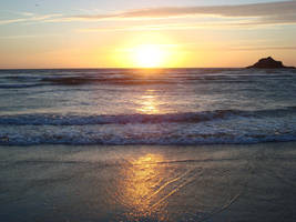 Cornwall Sunset