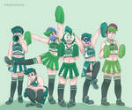 Jse Egos As Cheerleaders