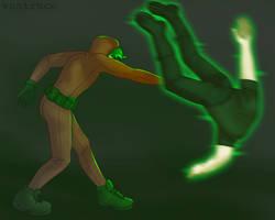 YEET (with a speed draw uwu) by Vantruce