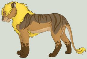 -Caracter- Link Lion by La-Malkavian