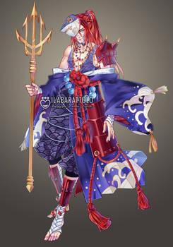 Custom character for Gobigobu