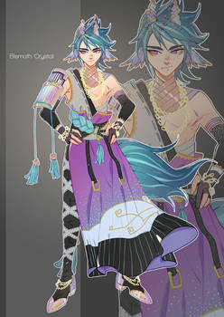 (CLOSED) Adopt auction- Bismuth Crystalhorn