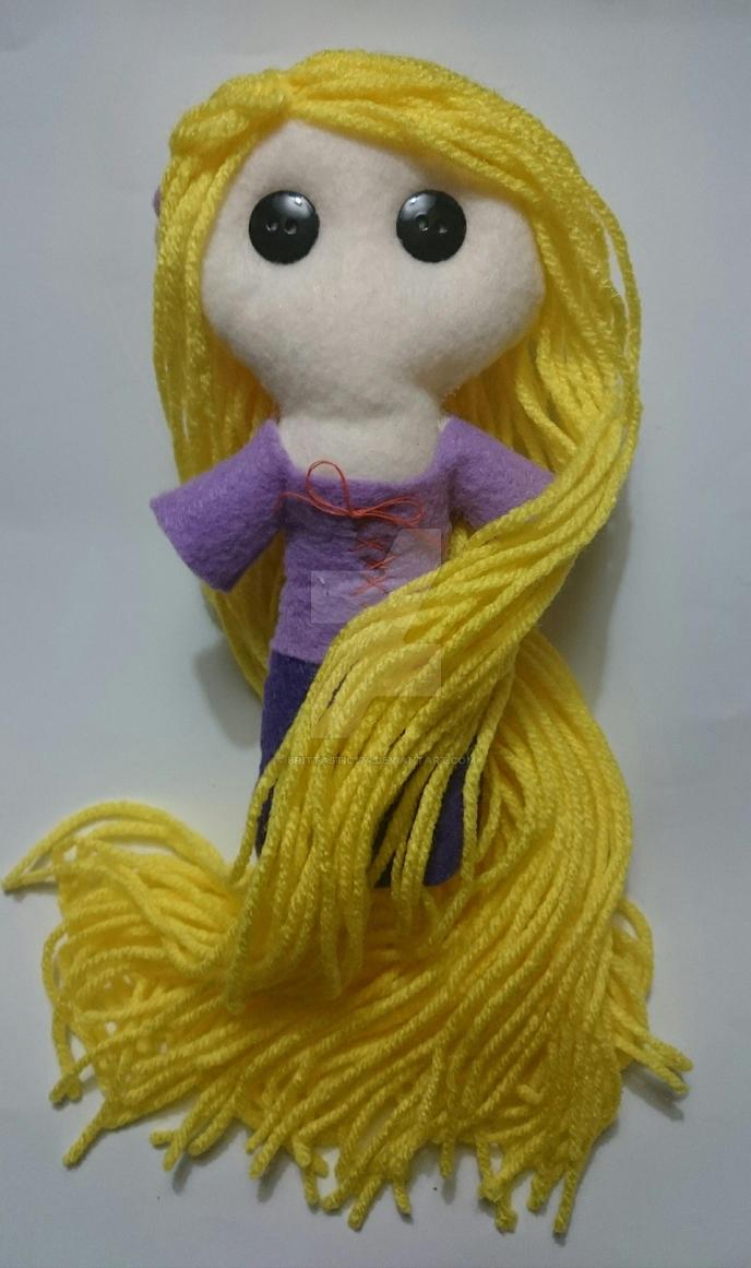 Rapunzel by Brittastic174