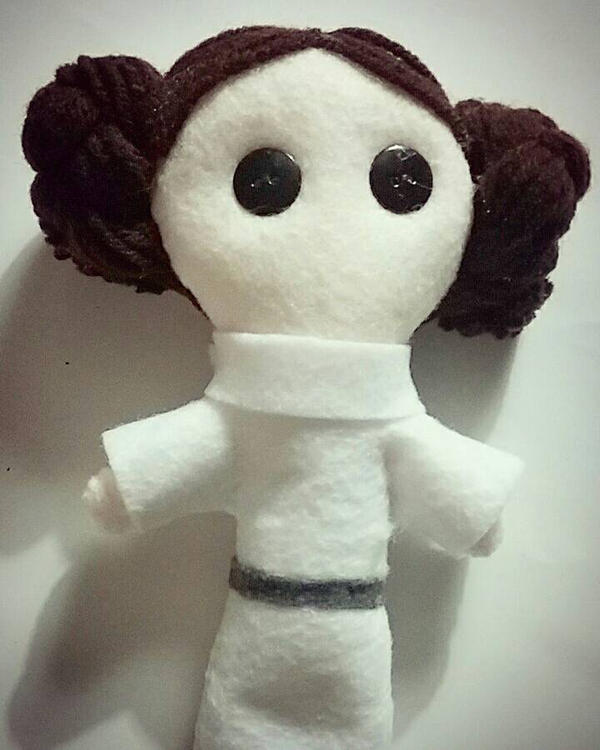 Princess Leia  by Brittastic174