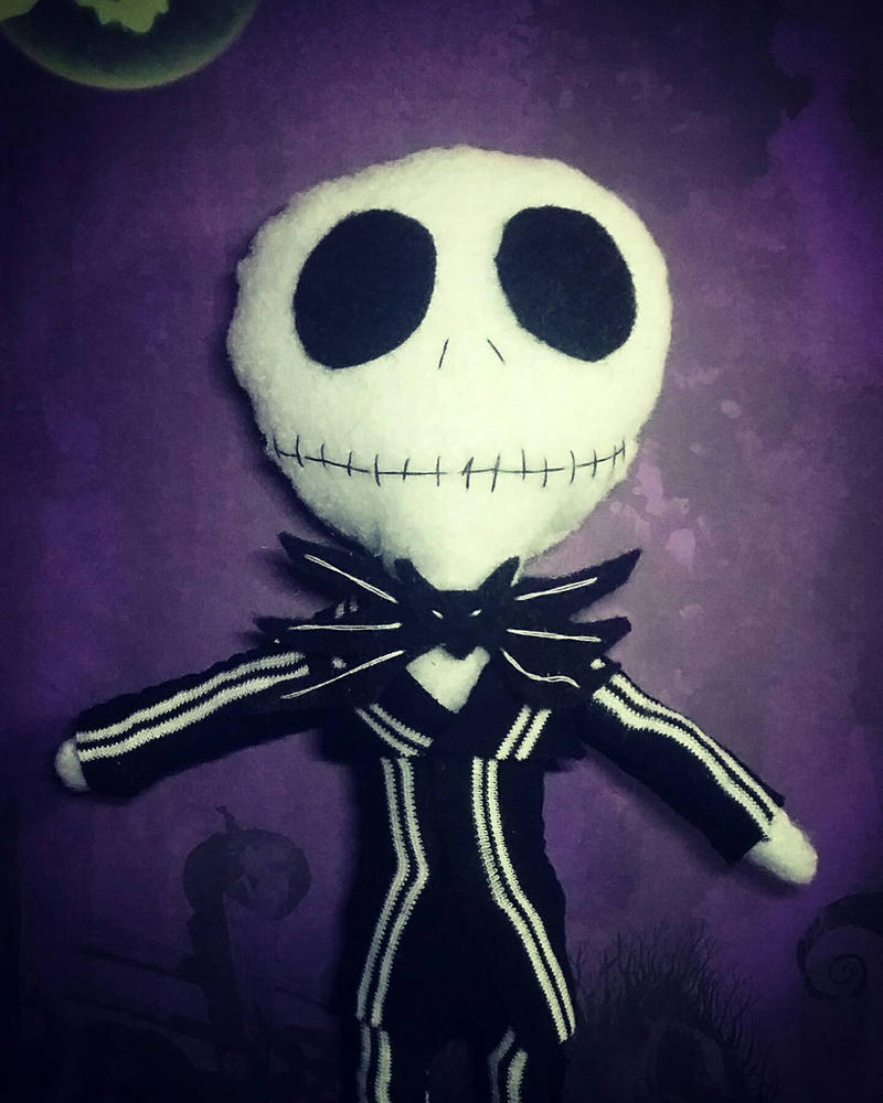 Jack Skellington  by Brittastic174