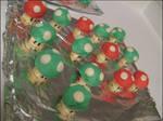 -Super Mario Mushroom Cookies-