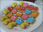 Pacman cookie crew