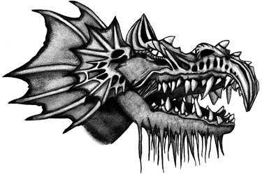 Swamp Dragon - Edna