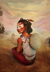 Tribal : Mimisiku by LoBill
