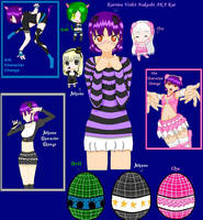 Shugo Chara OC_REDONE by AnimeDaydream