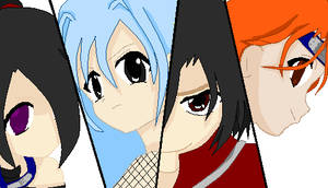 Squad 6-Wind Village by AnimeDaydream
