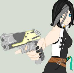 Kendra Miles by AnimeDaydream