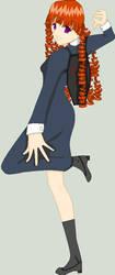 Asami Mari 'new' by AnimeDaydream