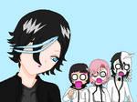 Kidnapped, meet the Espada by AnimeDaydream