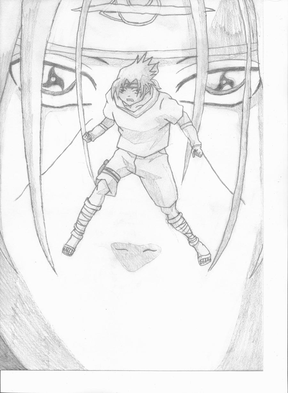 Sasuke and Itachi by AnimeDaydream