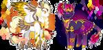 Holy Knight / Cursed Princess [OTA Pending] by VladiVoices