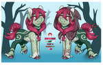 Forest Witch Redesign - OTA [closed]