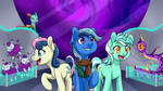 Doctor Whooves Living Legacy - Episode 5 Art by VladiVoices