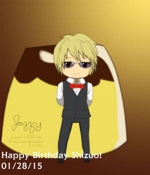 Happy Birthday Shizuo 2015
