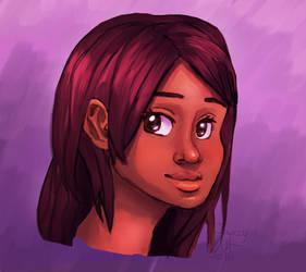 Alicia Portrait Thing