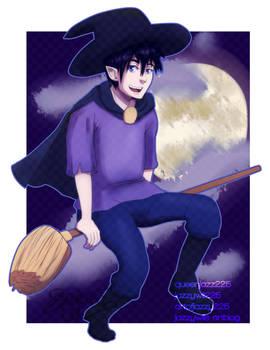 A Rin Halloween