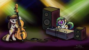 MLP: Friendship is Music