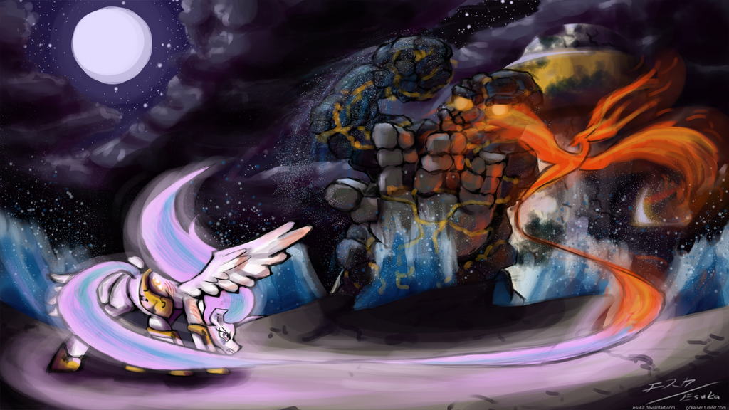 MLP: FiM- The Sixth Obstacle by Esuka