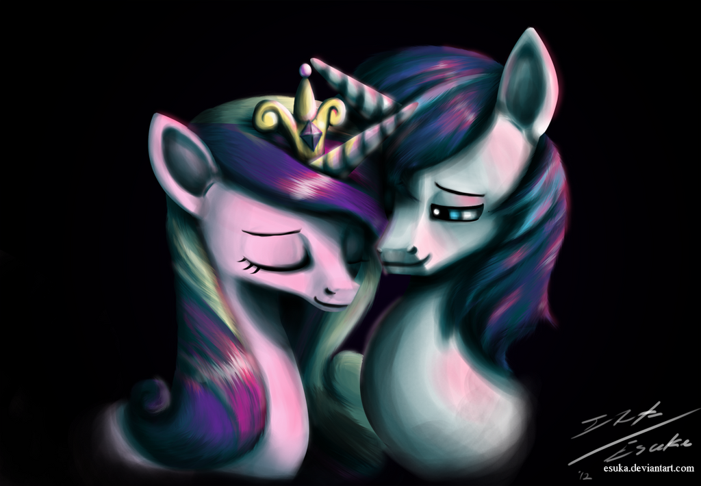 A Moment With You by Esuka
